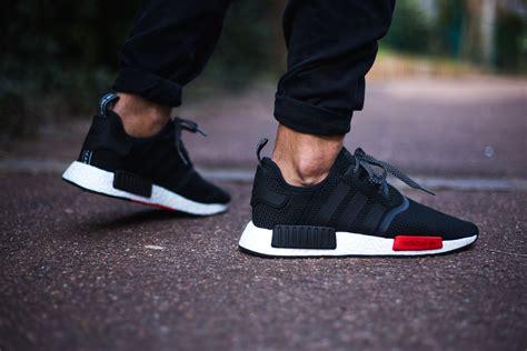 Adidas Nmd R1 Exclusive Black adidas nmd r1 footlocker exclusive sneakers addict