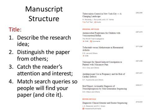 structure scientific essay scientific research paper