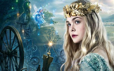 fantasy film ella elle fanning as princess aurora wallpapers hd wallpapers