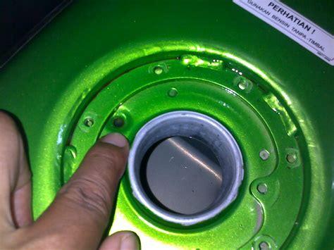 Karet Der 250 Fi analisa penyebab tangki bensin rr sering kemasukan air hourex150l s