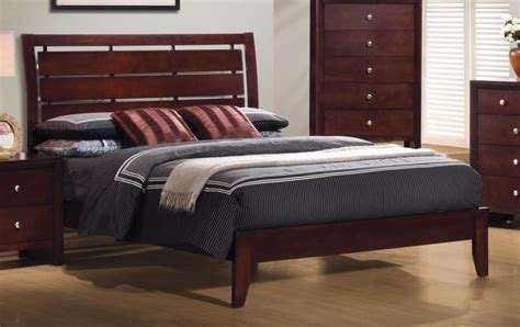 serenity collection cal king bed 201971kw complete