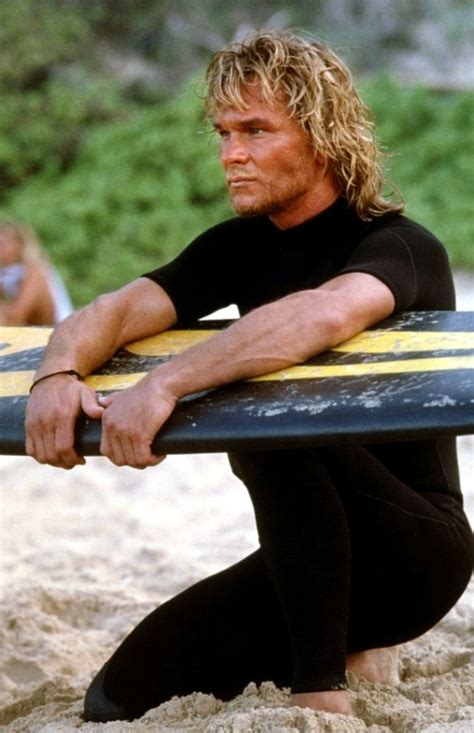 patrick swayze last photo in bed на гребне волны point break 1991 allofcinema com