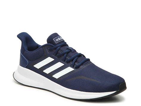 adidas falcon lightweight running shoe mens mens shoes dsw