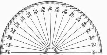 protractor template to print dynapod