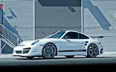 vorsteiner vrt porsche 911 turbo unleashed autoevolution