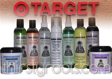 black natural hair products at target taliah waajid at target