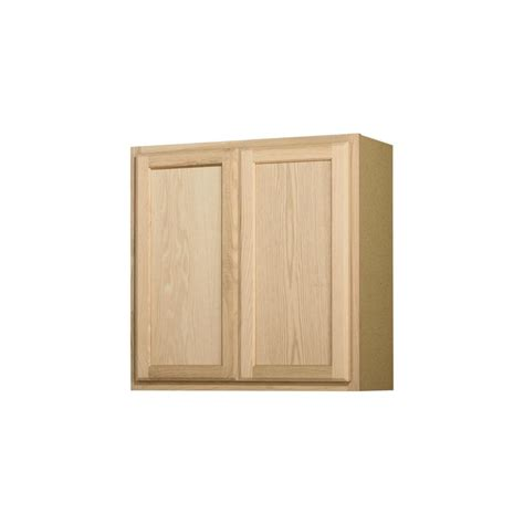 Unfinished Oak Kitchen Cabinets by Enlarged Image Demo