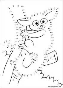 Dot pages 627 more dot to dot pages kids printables coloring pages