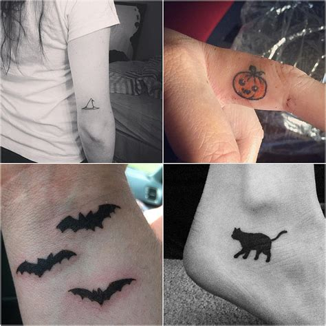 tattoo fixers halloween advert halloween tattoo ideas popsugar beauty