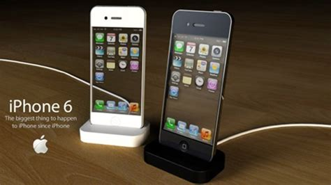 Apple iPhone 6 concept offers transparent screen, A7