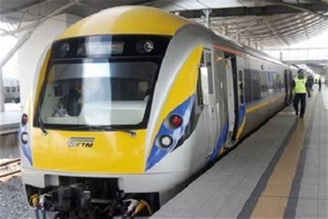 Ktm To Taiping Operator Ktm Berhad Service Easybook 174