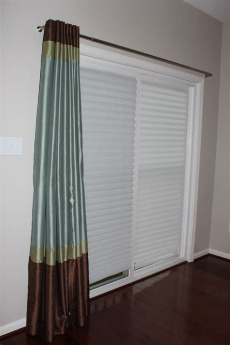 door blinds curtains best blinds for sliding glass doors