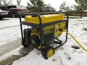home generators 5 top tips for choosing and using them