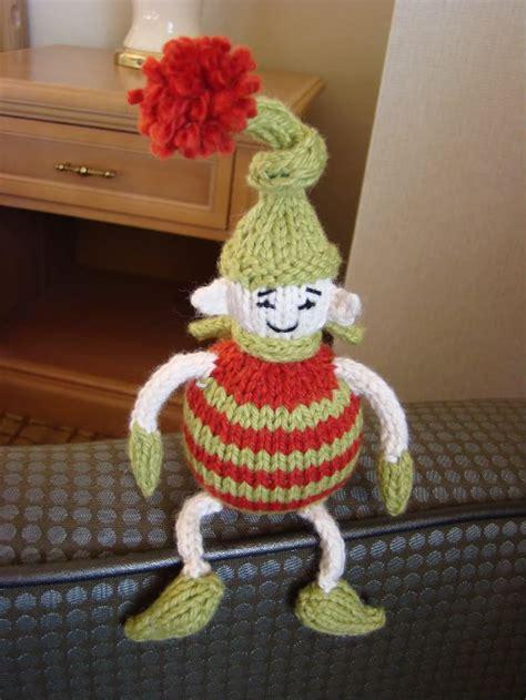 knitting pattern elf knit an elf 10 free patterns grandmother s pattern book