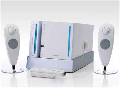 wii 2 console brett wii 2 1 speaker system