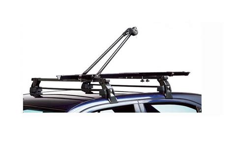 Fitting A Roof Rack by Peruzzo Deluxe Top Roof Fitting 1 Bike Car Carrier Rack