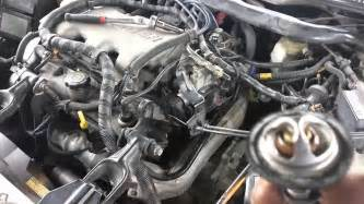 2001 impala thermostat replacement