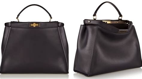 Bag Purses Designer Handbags And Reviews At The Purse Page by Fendi Peekaboo Leather Bag For Best Designer Bags