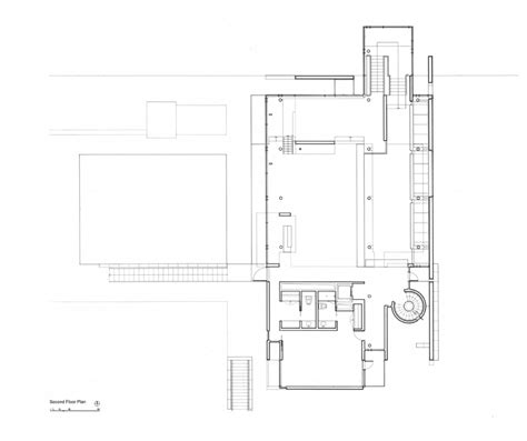 home architect plans rachofsky house richard meier partners architects