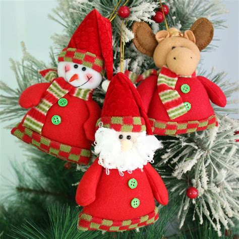 santa claus tree decorations ornaments tree decorations santa claus snowman