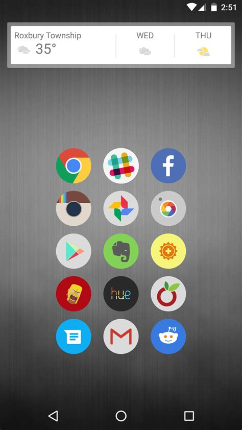 beautiful best android home screen designs contemporary
