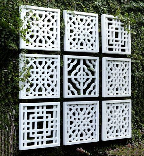 Garden Wall Plaque