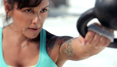tracy reifkind swing workout swing for the fences kettlebell training burn fat and