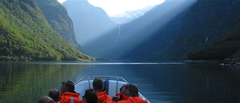 rib boat in flam fjord cruise rib boat trip in norway book a trip