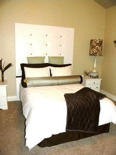 faux headboard diy 1000 images about for the home on pinterest bedroom