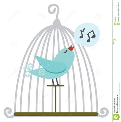 uccello in gabbia uccello in gabbia fotografia stock immagine 9070722