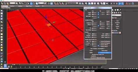 Floor Generator by Floor Generator Script For 3ds Max