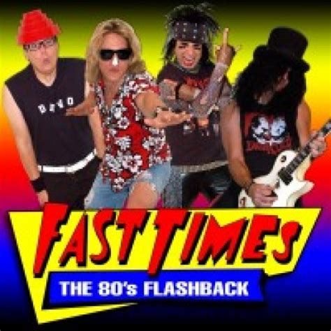 hire fast times  band  era entertainment  los angeles california