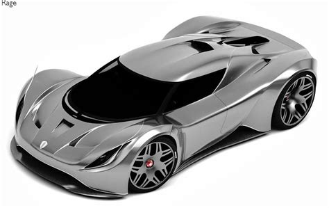 koenigsegg concept cars the entry level koenigsegg rage concept