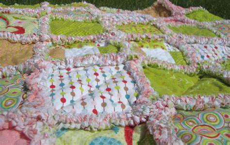 How To Make A Raggy Quilt by Marymack S Raggy Quilts
