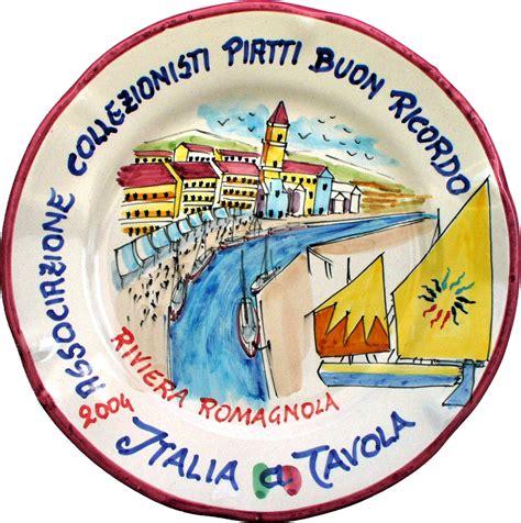italia in tavola piatti speciali emessi dall associazione piatti buon