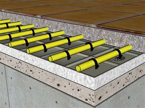 pannelli radianti pavimento scheda tecnica pannello radiante a pavimento panthe by pantherm
