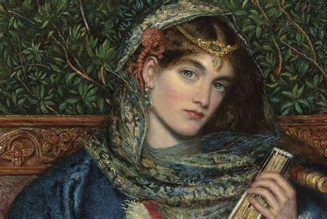 pre raphaelite stunners christie s at auction christie s victorian pre raphaelite british impressionist art underpaintings
