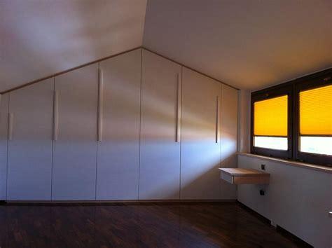 armadio mansarda cabina armadio in mansarda