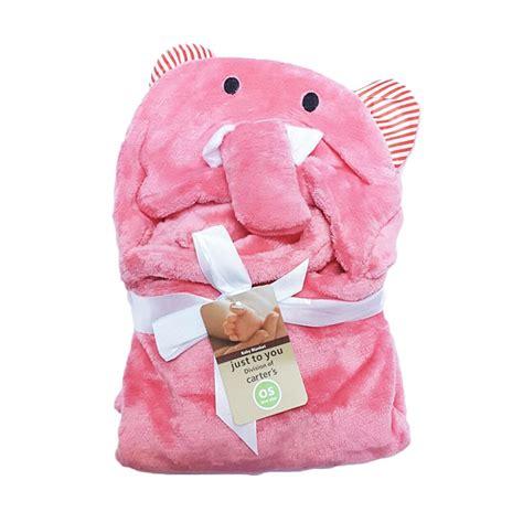 Selimut Topi Bayi jual topi 3d gajah selimut bayi pink