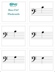 musical staff lines flash cards template free printable worksheets opus worksheets