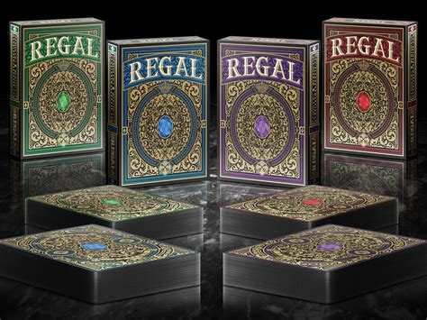 Edwards Gift Card - regal playing cards classic and sophisticated max playing cards