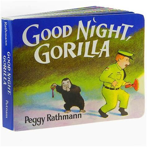libro good night gorilla books for children aged 2 and up my imagination kingdom