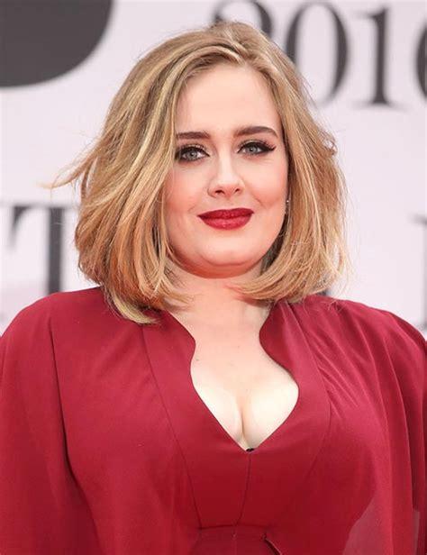 grammy awards 2016 adele new haircut adele new haircut adele hair the best celebrity bobs photo 1