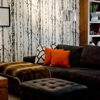 charcoal gray vvlvet sofa contemporary living room elle decor dark gray sofas eclectic living room kishani perera