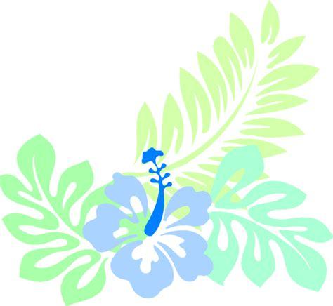 Hawaiian Clipart hawaiian blue clip at clker vector clip royalty free domain
