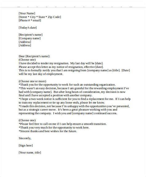 Heartfelt Resignation Letter Template 7 Free Word Pdf Format Download Free Premium Best Resignation Letter Template