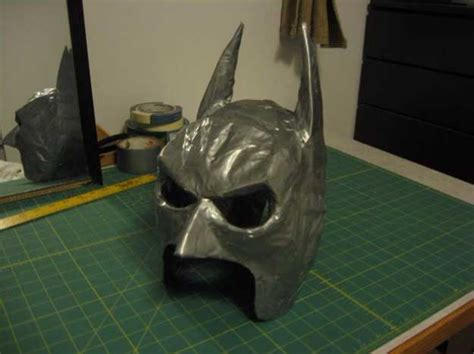 How To Make Batman Mask Out Of Paper - 33 awesome diy duct projects and crafts