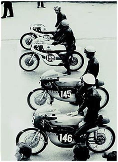 Motorrad Marken Weltmeister by Suzuki Firmenstory Winni Scheibe