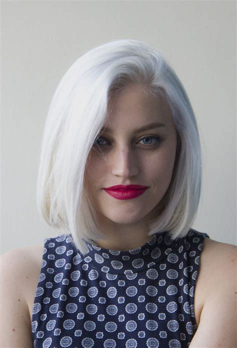 blonde bob red lips 136 best images about blond hair red lips on pinterest