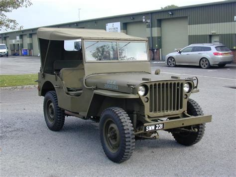 Ford Classic Jeep Classic Ford Gpw Willys Ww2 Jeep Restored Excepti